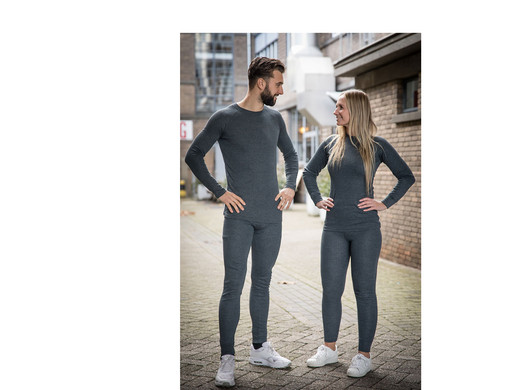 iBood Health & Beauty - 2x Thermoshirt of 2x Thermobroek