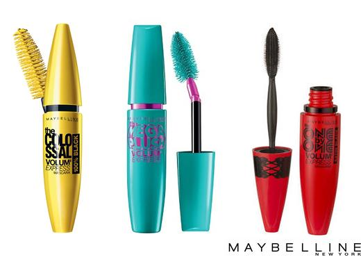 iBood Health & Beauty - 3-pack Maybelline Mascara