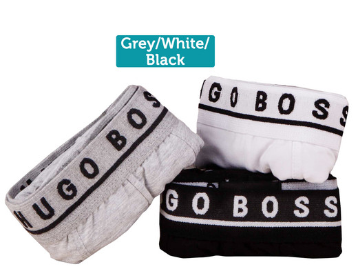 iBood Health & Beauty - 3x Hugo Boss Boxershorts