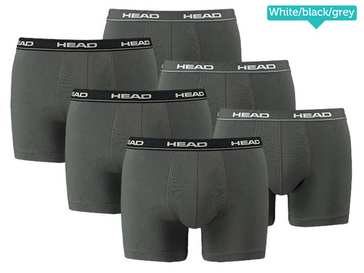 iBood Health & Beauty - 6x HEAD Basic Boxershorts