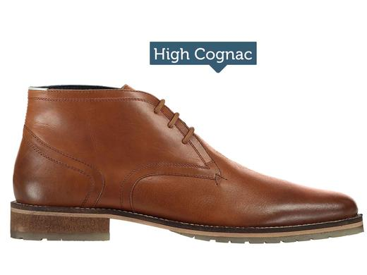 iBood Health & Beauty - Ben Willems Leather Men?s Shoes