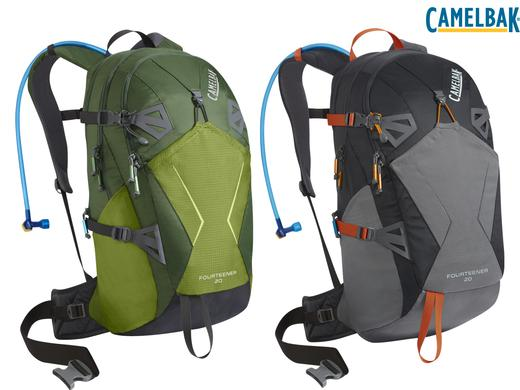 iBood Health & Beauty - Camelbak Fourteener 20 dagrugzak met waterreservoir