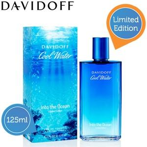 iBood Health & Beauty - Davidoff Cool Water - limited edition - Into the Ocean Man
