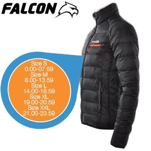 iBood Health & Beauty - Falcon Hunter all-season jack zwart maat S