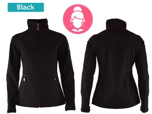 iBood Health & Beauty - Falcon softshell jack - dames of heren