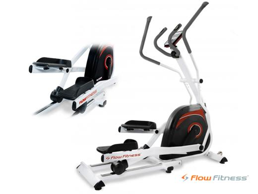 iBood Health & Beauty - Flow Fitness Crosstrainer - 21 programma?s