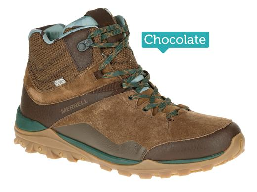 iBood Health & Beauty - Merrell Fraxion Mid Outdoor herenschoenen