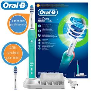iBood Health & Beauty - Oral B Tri-Zone 3000