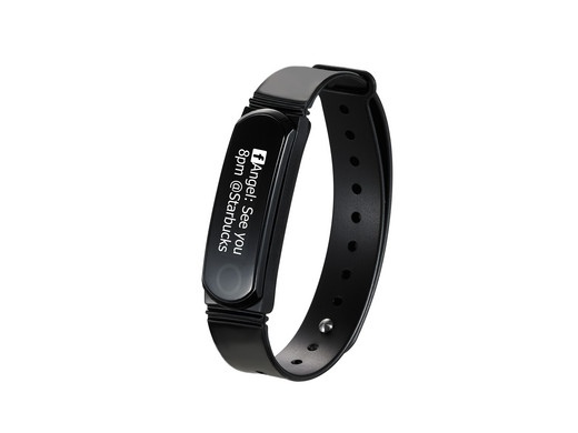 iBood Health & Beauty - Q-Band Smart Fitness-Polsband