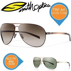 iBood Health & Beauty - Smith Optics Ridgeway zonnebril TRF AY (online 00:00 ? 12:59)