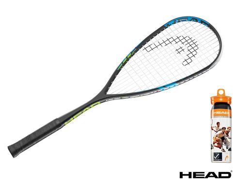 iBood Health & Beauty - Squashracket Head Innegra Ignition