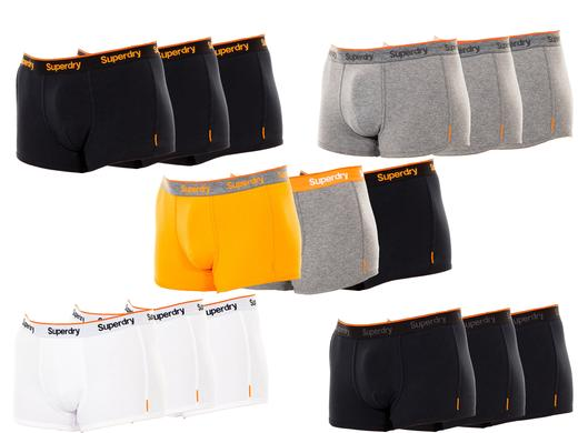 iBood Health & Beauty - Superdry Boxers 3-pack