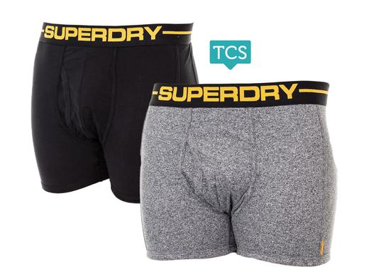 iBood Health & Beauty - Superdry Boxershorts Duopack