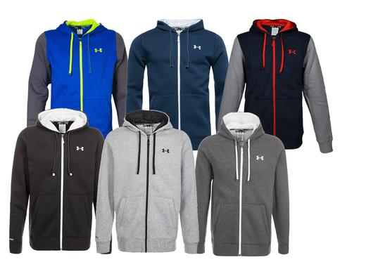 iBood Health & Beauty - Under Armour Coldgear Storm Hoody voor heren