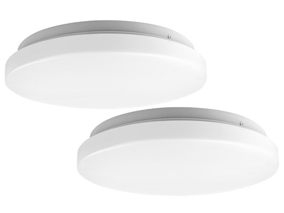 iBood Home & Living - 2x LED's Light LED Plafonnière
