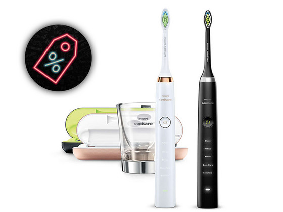 iBood Home & Living - 2x Philips Sonicare DiamondClean