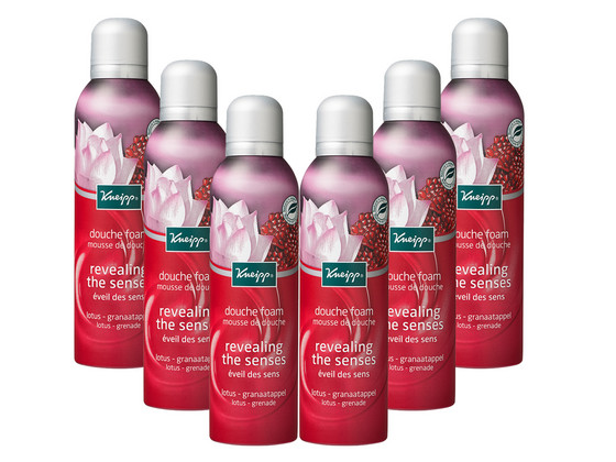 iBood Home & Living - 6x Kneipp Douche Foam | 200 ml