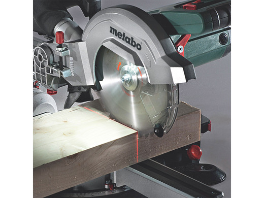 iBood Home & Living - Metabo KGS 254 M afkortzaag, 254mm, 1800W, 240V