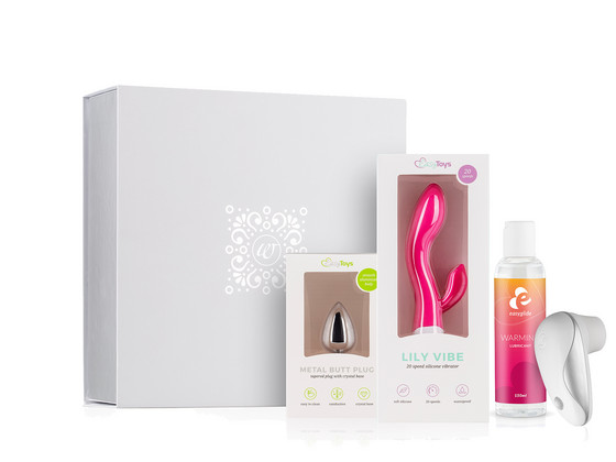 iBood Home & Living - Womanizer Cadeauset