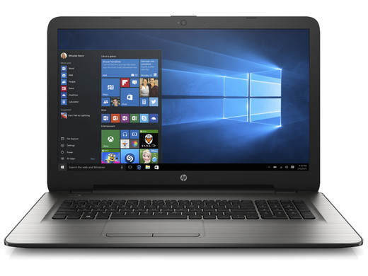 "iBood - HP 17"" Laptop 