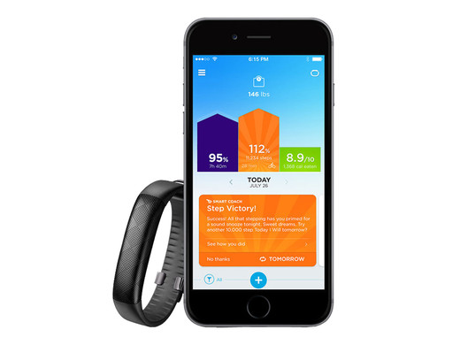iBood - Jawbone UP2 Health/Activity Tracker