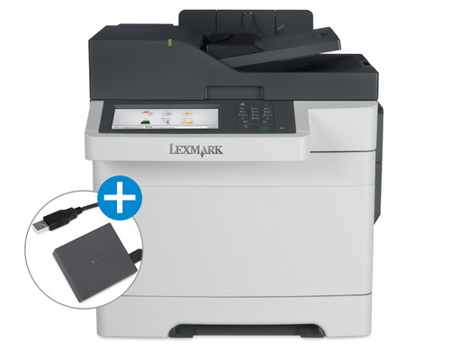 iBood - Lexmark Printer + Wifi Module