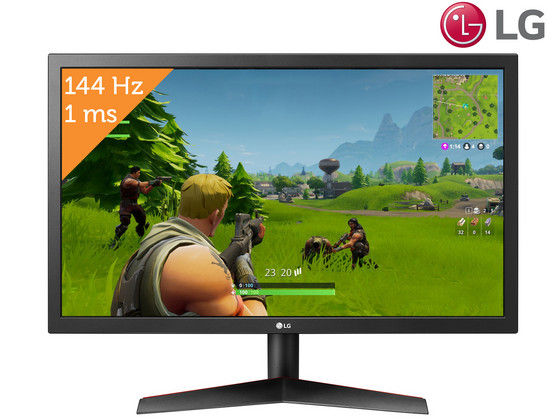 iBood - LG UltraGear Full HD Gaming Monitor