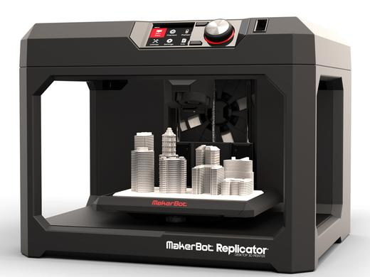 iBood - MakerBot Replicator 3D Printer
