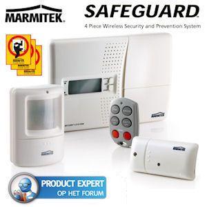 Ibood Marmitek Safeguard 4 Delige Beveiligingsset Met 25 Euro Korting Op Accessoires