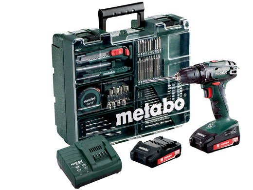 iBood - Metabo Accuboormachine