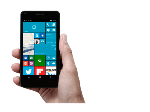 iBood - Microsoft Lumia 950 XL - Wit