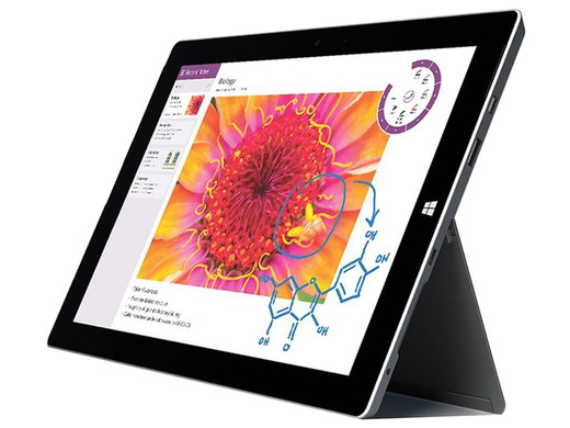 iBood - Microsoft Surface 3 Tablet 32GB SSD