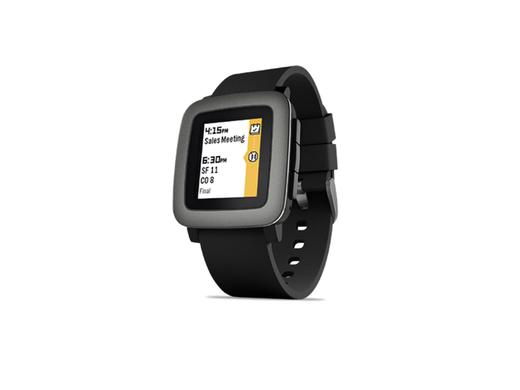 iBood - Pebble Time Smartwatch