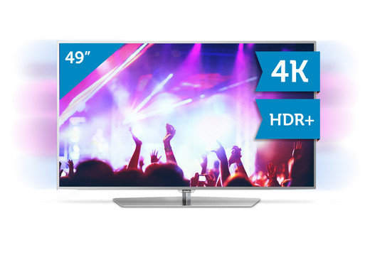 iBood - Philips 49-inch 4K-TV (100Hz)