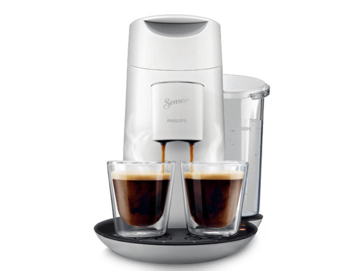 iBood - Philips Senso Twist XL Koffiepadmachine
