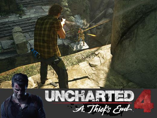 iBood - PS4 Game - Uncharted 4: A Thief's End
