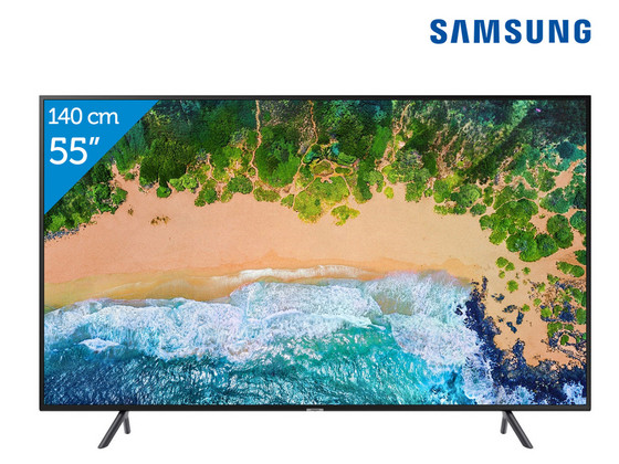 "iBood - Samsung 55"" UE55NU7100 4K Smart TV"
