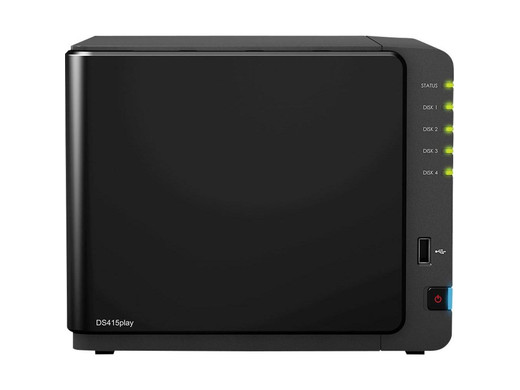 iBood - Synology Disk Station DS415play