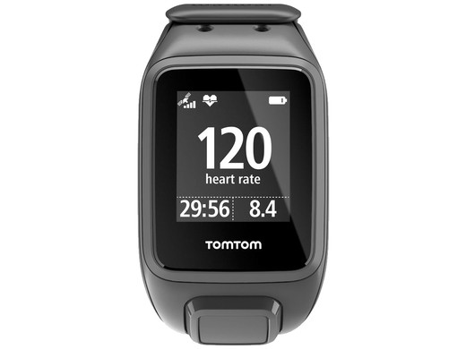 iBood - TomTom Spark Cardio + Music Tracker