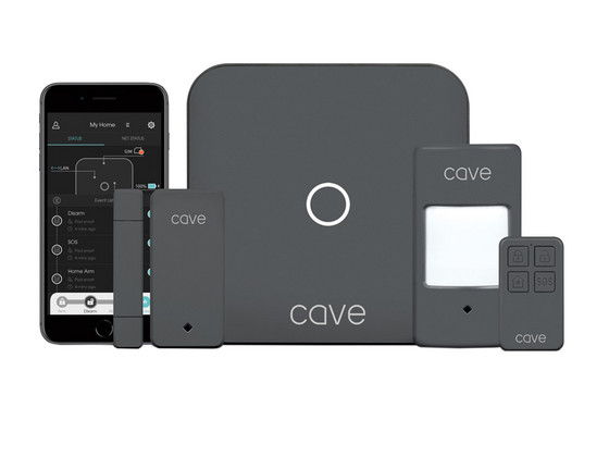 iBood - Veho Cave Smart Home Security Kit