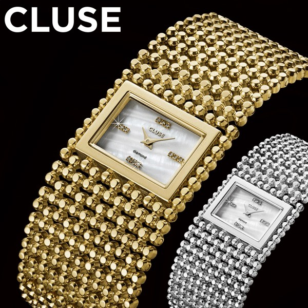 iChica - CLUSE Limited Edition Diamond Ladies Watches