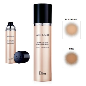 iChica - DIOR Airflash Spray Foundation