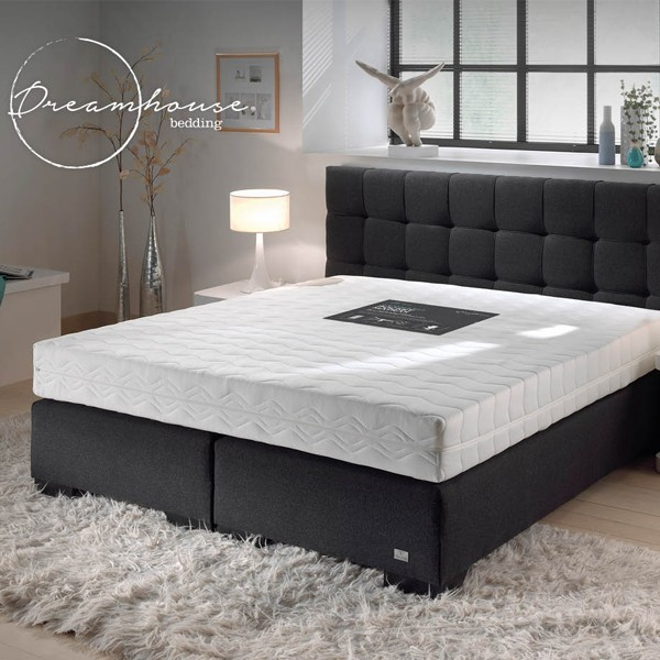 iChica - Dreamhouse Bedding Comfort Pocketvering Matrassen