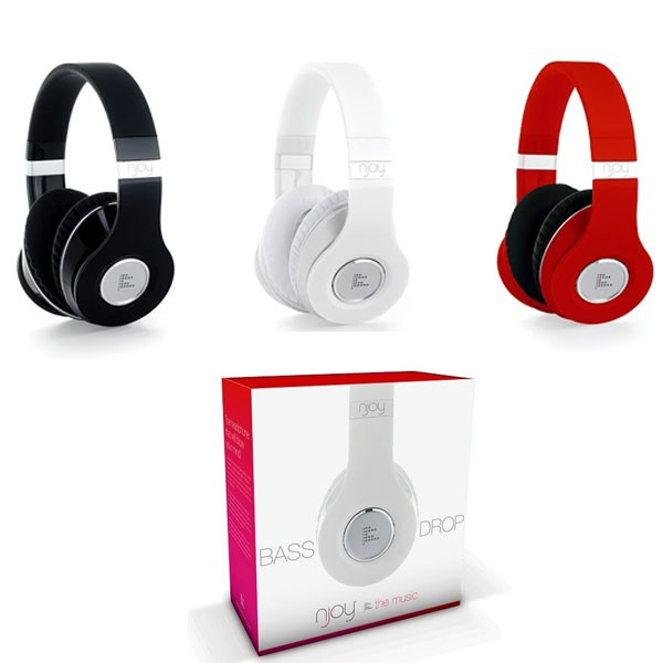 iChica - Njoy Bass Drop Headphone