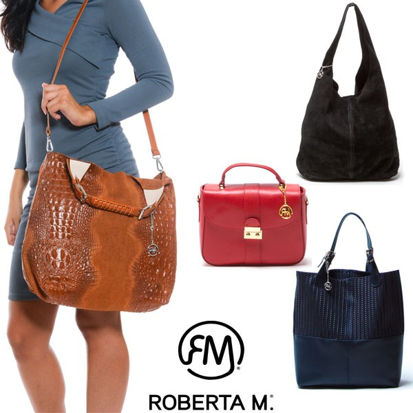 iChica - Roberta M Leather Bags