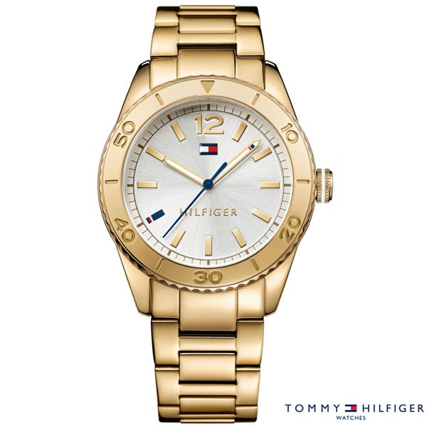 iChica - Tommy Hilfiger Ritz TH1781268 Dameshorloge