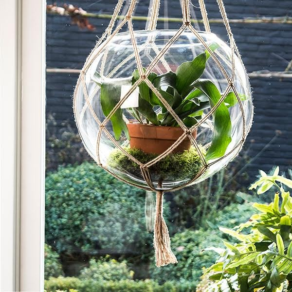 iChica - XL Hanging Bowl