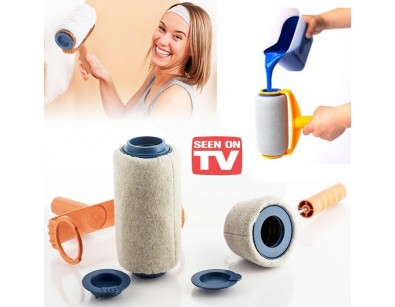 paint roller plus dagelijkse koopjes en internet aanbiedingen. Black Bedroom Furniture Sets. Home Design Ideas