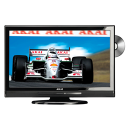 Kijkshop - Akai Lcd Tv/dvd Ald1914ht