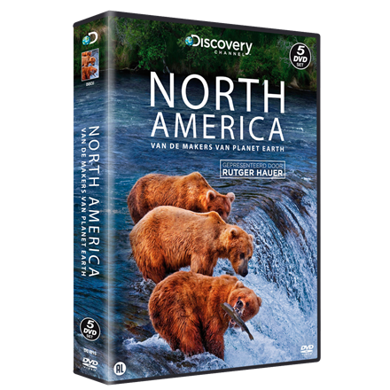 Kijkshop - DVD - North America